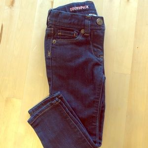 Crewcuts by J.Crew - Girls Toothpick Jeans - Sz 3